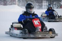 Karts en el hielo - Ice Karting